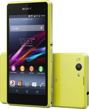 SONY Xperia Z1 Compact (Lime, 16 GB)