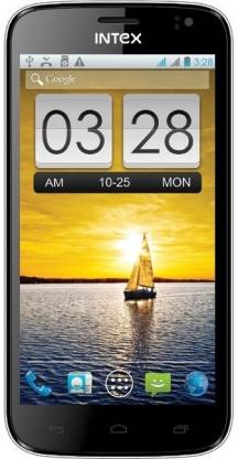 Intex Aqua i5 (Black, 4 GB)