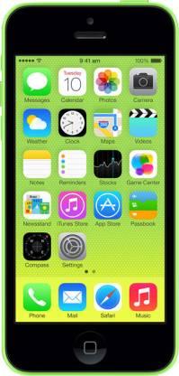 APPLE iPhone 5C (Green, 16 GB)