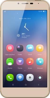 Intex Cloud 4G Star (Champagne, 16 GB)