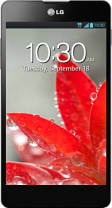 LG Optimus G (E975) (Blue, 32 GB)