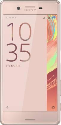SONY Xperia X Dual Sim (Rose Gold, 64 GB)