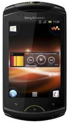 Sony Ericsson Live with Walkman (Black, 320 MB)