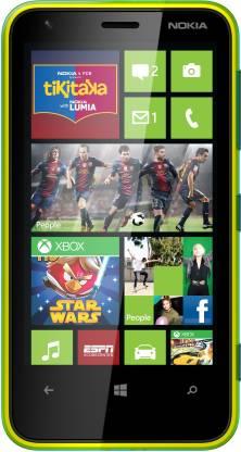 Nokia Lumia 620 (Lime Green, 8 GB)