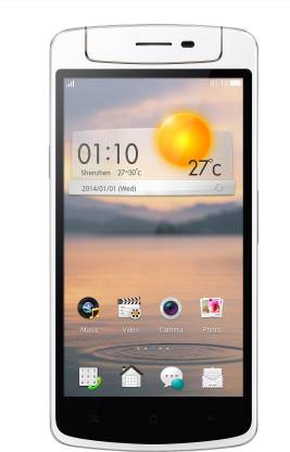 OPPO N5111 (White, 16 GB)