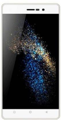 KARBONN Titanium S205 (White & Golden, 16 GB)