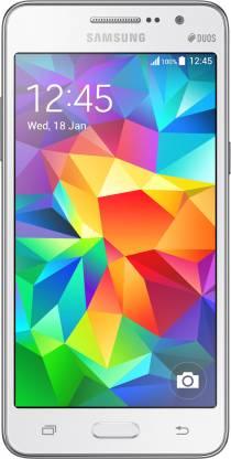 SAMSUNG Grand Prime (White, 8 GB)