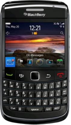 BlackBerry Bold 3 9780 (Black, 512 MB)