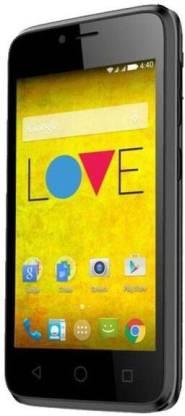 Panasonic Love T35 (Black, 4 GB)