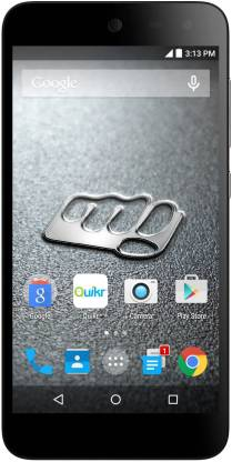 Micromax Canvas Nitro 4G (Black, 16 GB)