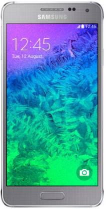 SAMSUNG Galaxy Alpha (Chrome, 32 GB)