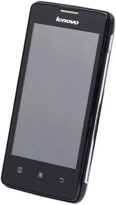 Lenovo A600E (Black, 4 GB)