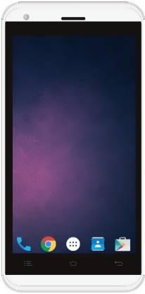 Celkon Celkon Millennia 2GB Star 16GB - Silver White