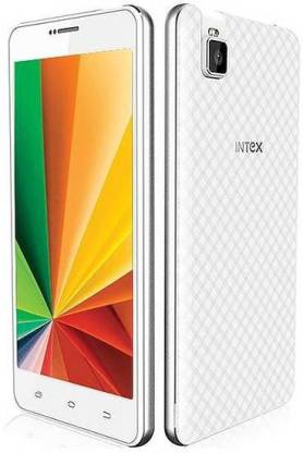 Intex Aqua Twist (White, 8 GB)