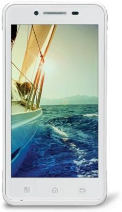 iball Andi 4.5D Royale (White, 4 GB)