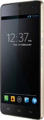 Micromax Canvas Knight A350 (Black and Gold, 32 GB)