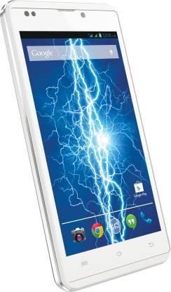 LAVA Iris Fuel 20 (White, 4 GB)