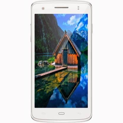 Intex Aqua I6 (White, 4 GB)