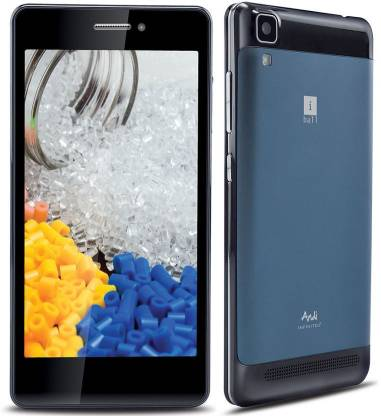 iball Andi 5K Infinito2 (Black & Blue, 16 GB)