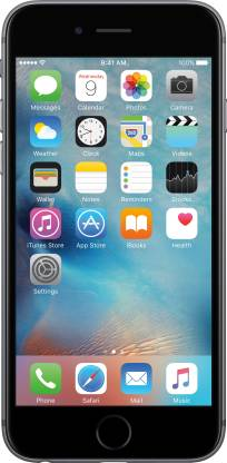 APPLE iPhone 6s (Space Grey, 128 GB)