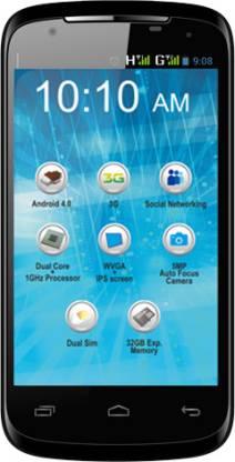 Celkon A200 (Black, 4 GB)