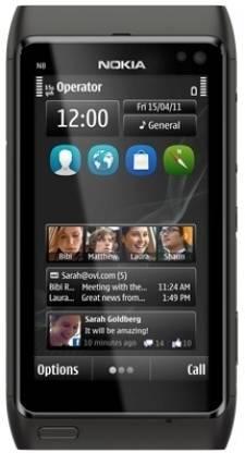 Nokia N8 (Dark Grey, 16 GB)