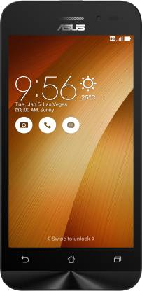 ASUS Zenfone Go 4.5 LTE (Gold, 8 GB)