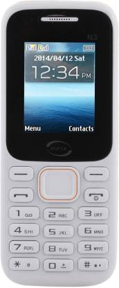Infix N-3 Dual Sim Multimedia with Facebook