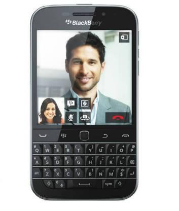 BlackBerry Classic (Black, 16 GB)