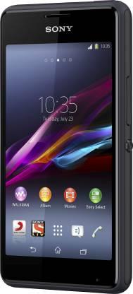 SONY Xperia E1 (Black, 4 GB)