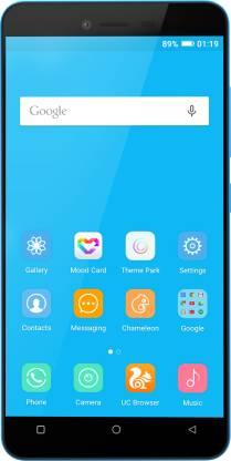 GIONEE P5L (Blue, 16 GB)