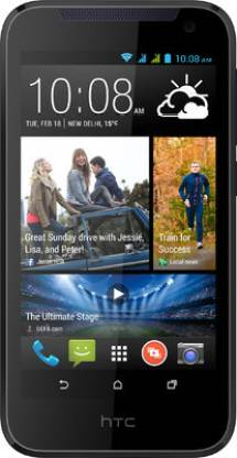 HTC Desire 310 Dual Sim (Matte Blue, 4 GB)