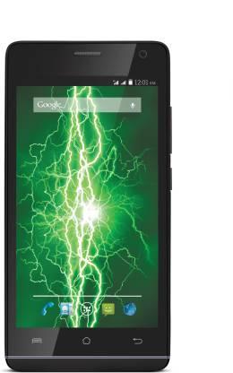 LAVA Iris Fuel 50 With Flip Cover (Black, 8 GB)