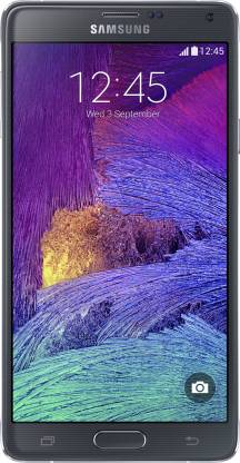 SAMSUNG Galaxy Note 4 (Charcoal Black, 32 GB)