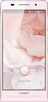 Huawei Ascend P6 (Pink, 8 GB)
