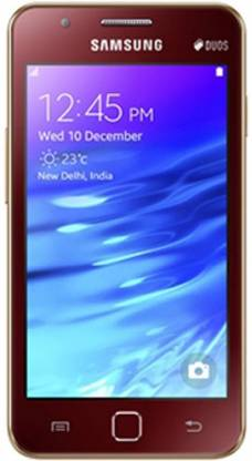 SAMSUNG Z1 (Wine Red, 4096 MB)