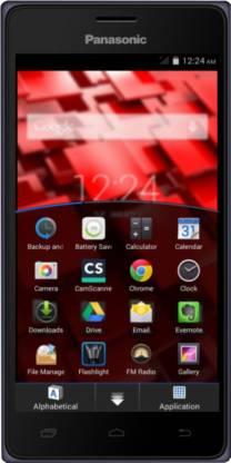 Panasonic Eluga I (Black, 8 GB)