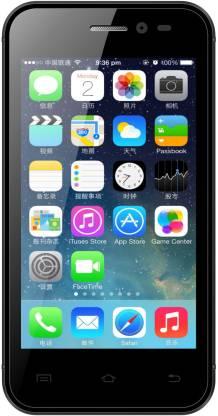 Intex Aqua 3G Star (Black, 2 GB)