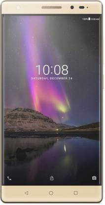 Lenovo Phab 2 Pro 4 GB RAM 64 GB ROM 6.4 inch with Wi-Fi+4G Tablet (Champagne Gold)