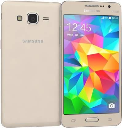 SAMSUNG Grand Prime 4G (Gold, 8 GB)