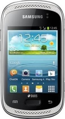 SAMSUNG Galaxy Music Duos (Ceramic White, 4 GB)