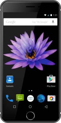Swipe Konnect Star Plus (Black/Jet Black, 8 GB)