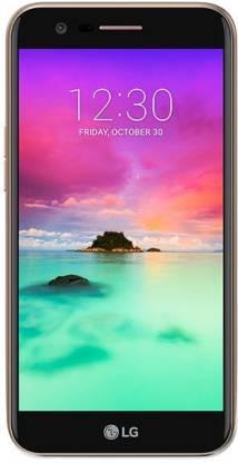 LG K10 2017 (Gold & Black, 16 GB)
