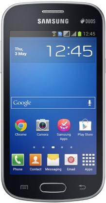 SAMSUNG Galaxy Star Pro (Midnight Black, 4 GB)