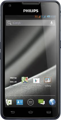 PHILIPS W6610 (Dark Blue, 4 GB)