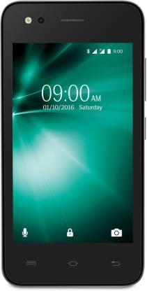 LAVA A55 (Black & Silver, 8 GB)