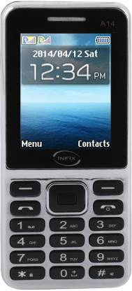 Infix A-14 Dual Sim Multimedia 2.4 Inches