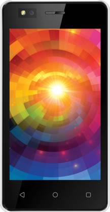 Intex Aqua Eco 4G (Black, 4 GB)