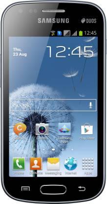 SAMSUNG Galaxy S Duos (Black, 4 GB)