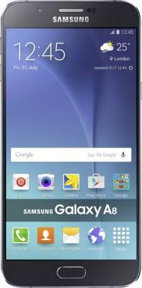 SAMSUNG Galaxy A8 (Black, 32 GB)